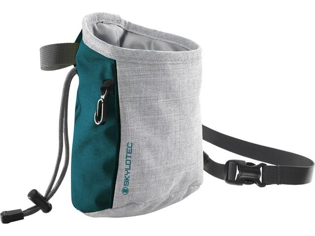 Skylotec Slate 2.0 Kalkpose, grå/petroleumsgrøn